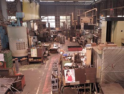 機械加工部門 Image